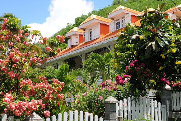 house in Guadeloupe