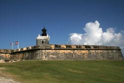 El Murro Fortress, Puerto Rico