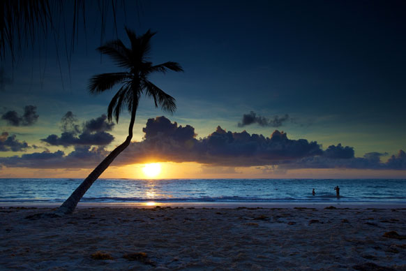sunrise - Punta Cana, Dominican Republic